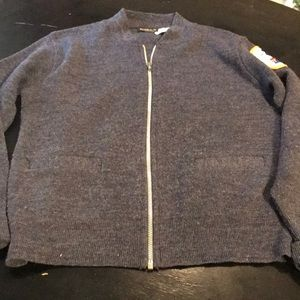 Women's 6-8 US Mail Full Zip Top/Mail in Ballot